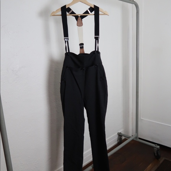 db144d9553 Elizabeth and James Pants - Elizabeth and James High Waist Suspender  Trousers